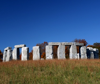 Foamhenge,Natural Bridge, VA