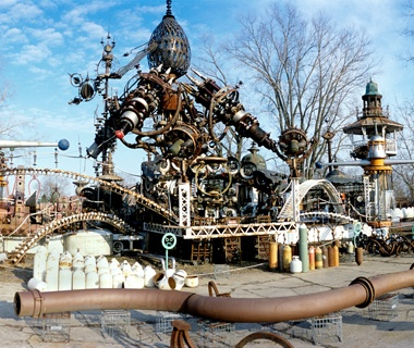 Dr. Evermor's Forevertron, Sumpter, WI