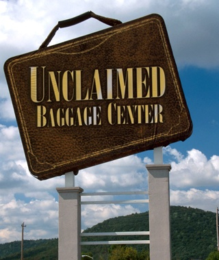 The UnclaimedBaggage Center, Scottsboro, AL