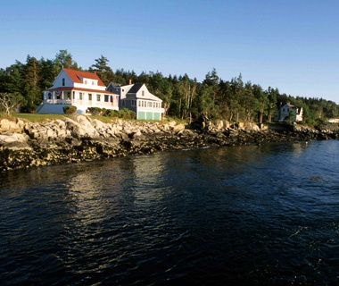 Maine: Among six islands in Casco Bay