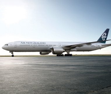 No. 4 Air New Zealand