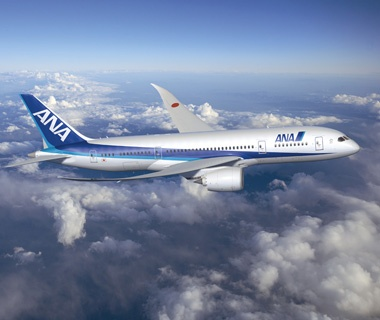 No. 8 All Nippon Airways (ANA)