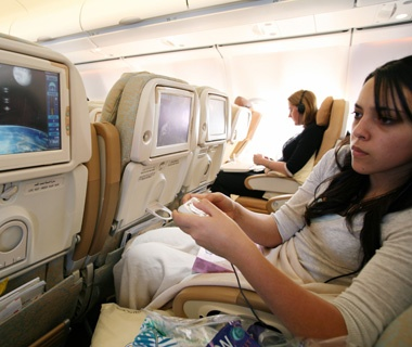 No. 3 Etihad Airways