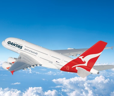 No. 17 Qantas Airways