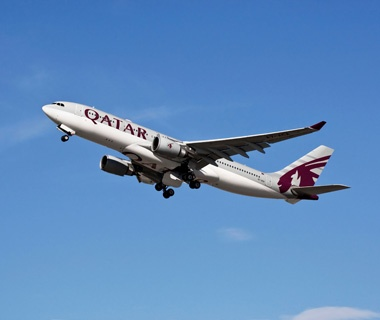 No. 11 Qatar Airways