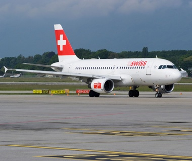 No. 18 Swiss International Air Lines