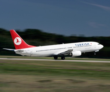 No. 20 THY Turkish Airlines