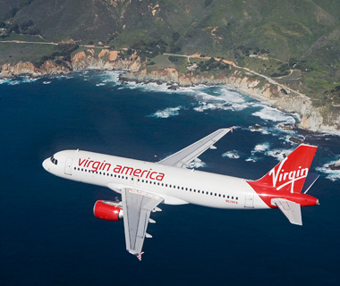 No. 5 Virgin America