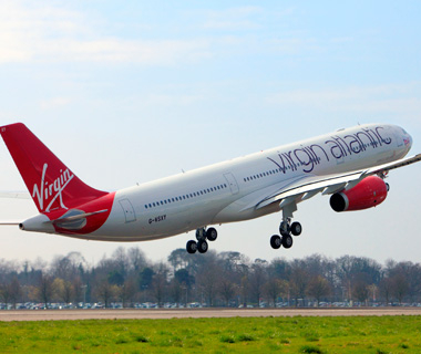 No. 6 Virgin Atlantic Airways