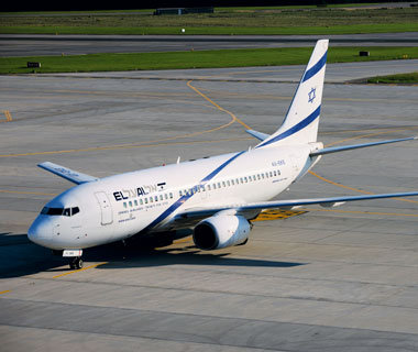 No. 30 EL AL Israel Airlines