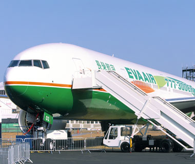 No. 24 Eva Air