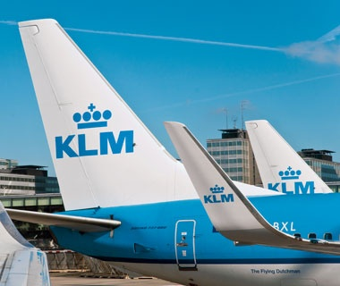 No. 28 KLM Royal Dutch Airlines