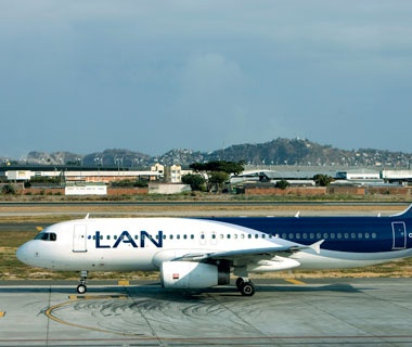 No. 21 LAN Airlines