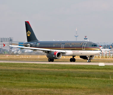 No. 27 Royal Jordanian Airlines