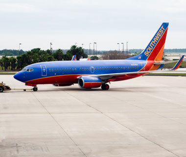 No. 25 Southwest Airlines