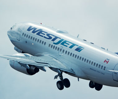 No. 22 WestJet Airlines