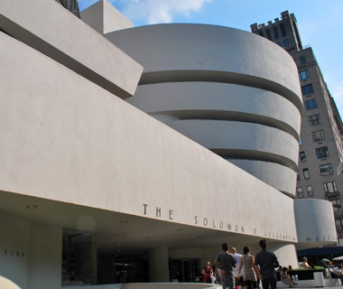 Guggenheim:New York City