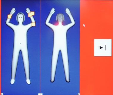 Full-Body Scanner