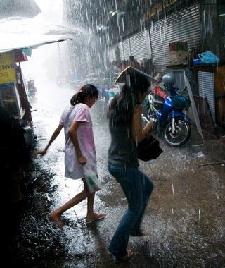 Bangkok, Thailand: Monsoon,Tsunamis, and Cyclones