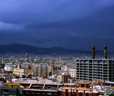 Barcelona: Waterspouts, Flash Flooding, andHail