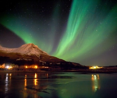 Iceland: Volcanoes and Northern Lights