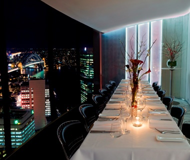 Summit Restaurant: Sydney