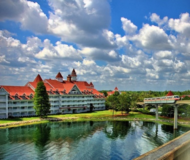 No. 35 Disney'sGrand Floridian Resort & Spa, Orlando