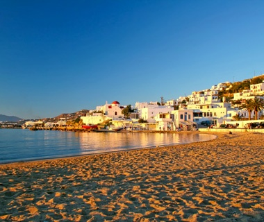 No. 29 Mykonos, Greece
