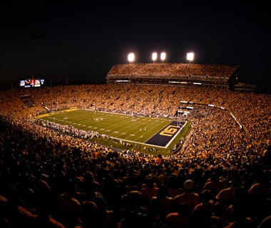 Tiger Stadium: Baton Rouge, LA