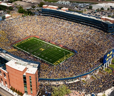 Michigan Stadium: Ann Arbor, MI