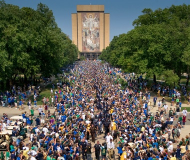 Notre Dame Stadium: South Bend, IN