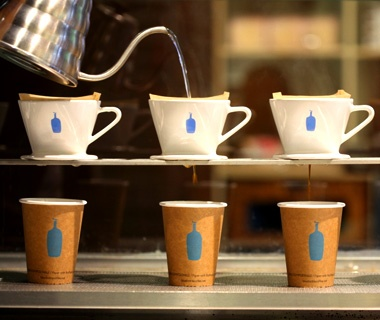 Blue Bottle Coffee: San Francisco