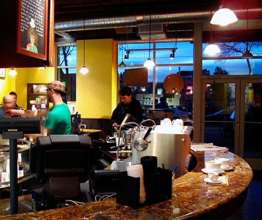 Espresso Vivace Roasteria: Seattle