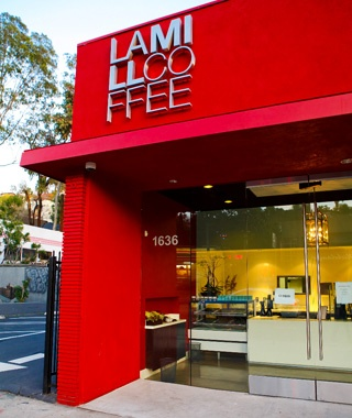 LAMILL Coffee Boutique: Los Angeles