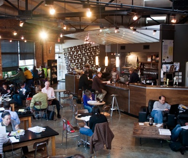 Octane Coffee House and Lounge: Atlanta