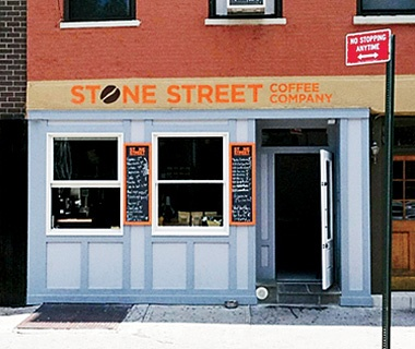 Day 1 Chelsea Stone Street Coffee Company. Image Number 17 Of Door Company  Nyc ...