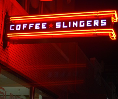 Coffee Slingers: Oklahoma City