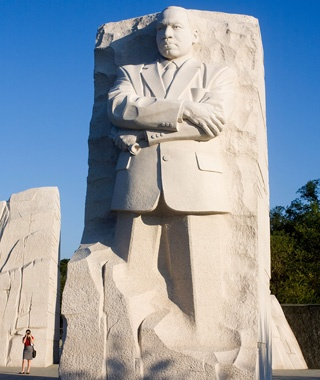 Martin Luther King Jr. Memorial, Washington,D.C.