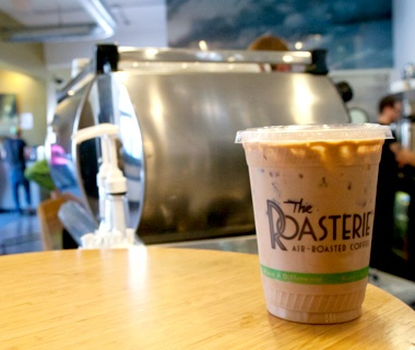 The Roasterie Café: Kansas City, MO
