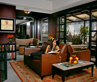 LibraryHotel, New York City