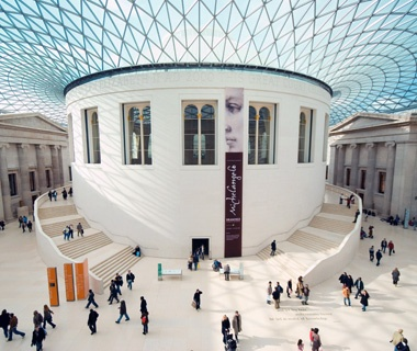 No. 4 British Museum, London