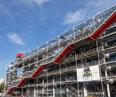 No. 14 CentrePompidou, Paris