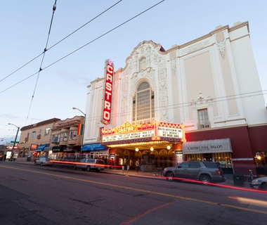The Castro Theatre, San Francisco