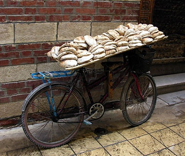 Bread on a Bicycle, Cairo