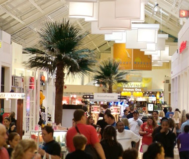 America's Most-Visited Shopping Malls | Travel + Leisure