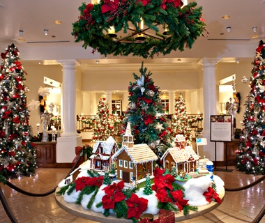 fairmont scottsdale princess az - Hotel Christmas Decorations