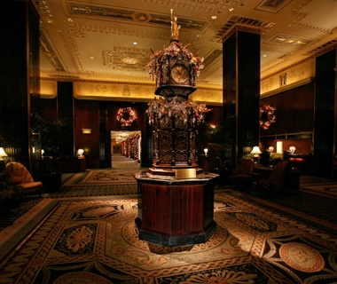 Waldorf-Astoria, NYC