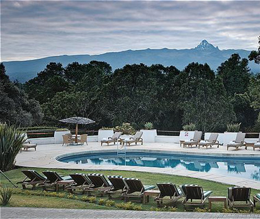 No. 7 Fairmont Mount Kenya Safari ClubNanyuki Travel Guide, Kenya
