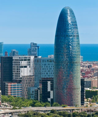No. 24 Agbar Tower, Barcelona
