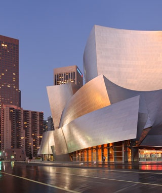 No. 11 Walt Disney Concert Hall, Los Angeles